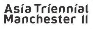 Asia Triennial Manchester logo