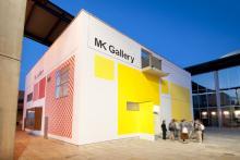 MK Gallery building