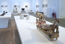 inside of Ruthin Craft Centre