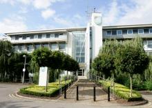 The Open University Berrill building